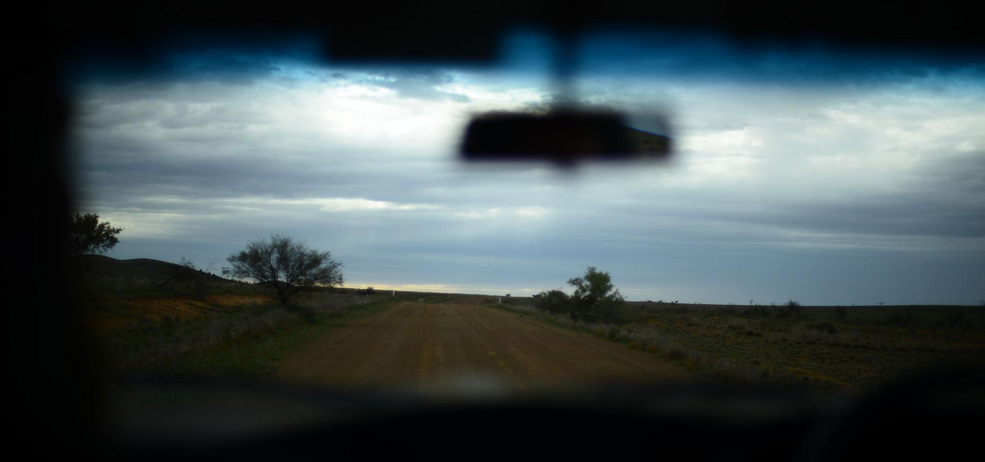Damian Wyvill Rear View Mirror